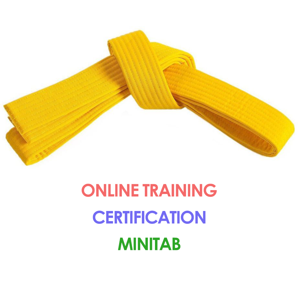 Lean six sigma yellow belt online training minitab six sigma lean six sigma yellow belt 1betcityfo Image collections