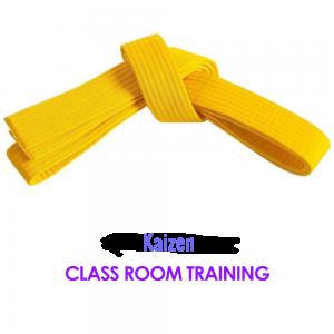 Kaizen Yellow Belt